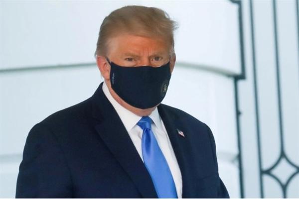 Các bác sĩ của Tổng thống Mỹ Donald Trump thông báo rằng ông sẽ được xuất viện vào tối thứ ngày 5.10 sau 3 ngày ở lại để điều trị các triệu chứng của COVID-19. Nguồn ảnh: Reuters.