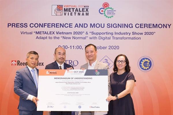Đánh giá cao về việc đồng tổ chức cùng METALEX Vietnam 2020, ông Lê Thanh Phong - Trưởng phòng Xúc tiến đầu tư ITPC nhấn mạnh, Triển lãm Công nghiệp Hỗ trợ 2020 là một sự kiện có ý nghĩa quan trọng đối với các doanh nghiệp hoạt động ở lĩnh vực công nghiệp sản xuất và công nghiệp hỗ trợ.