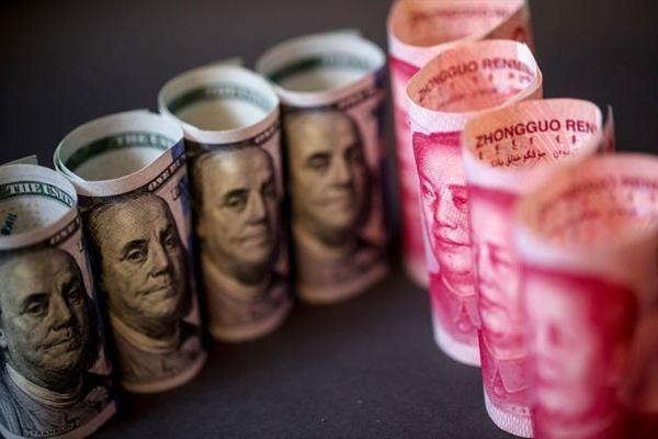 Trung Quốc đang biến tiền tệ thành vũ khí trong cuộc chiến thương mại với Mỹ. Nguồn ảnh: CNBC.