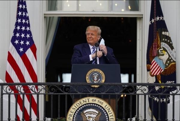Tổng thống Trump đang hứa hẹn sẽ giảm thuế nhiều hơn nếu ông chiến thắng. Nguồn ảnh: AP.