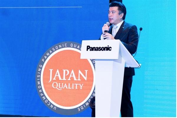 Ông Yoichi Marukawa - Tổng giám đốc Panasonic Việt Nam chia sẻ về định hướng mới của Panasonic trong 50 năm tiếp theo tại thị trường Việt Nam