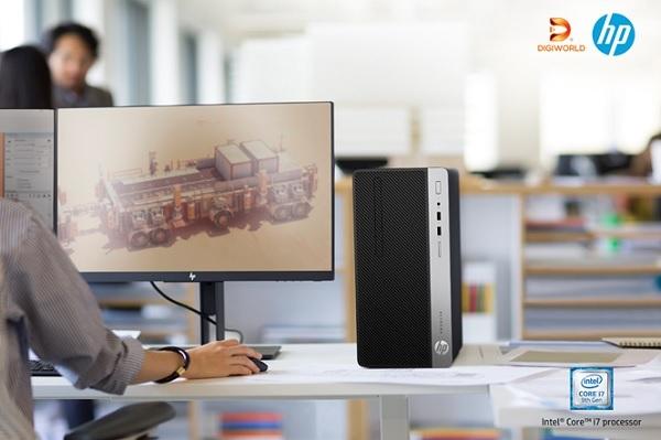 Máy tính bộ cung cấp hiệu năng mạnh mẽ, sẵn sàng phục vụ mọi nhu cầu làm việc.