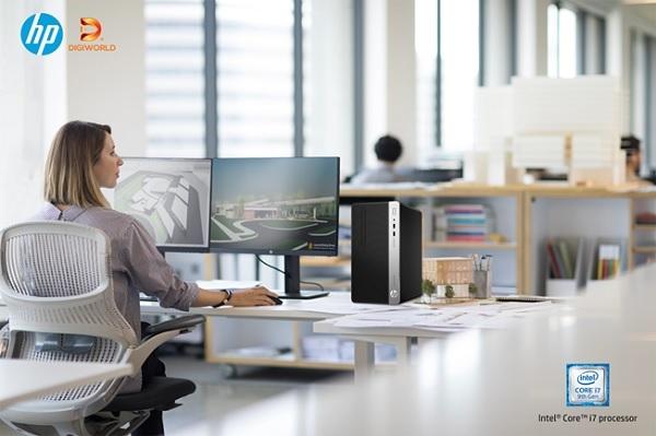 Máy tính bộ dễ dàng triển khai, lắp đặt tại văn phòng mà không tốn nhiều công sức.