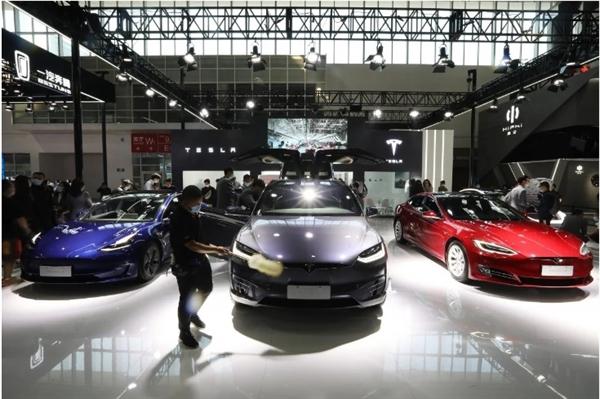 Nhà sản xuất ô tô điện này khẳng định mục tiêu cung cấp nửa triệu xe vào cuối năm nay. Nguồn ảnh: SCMP.