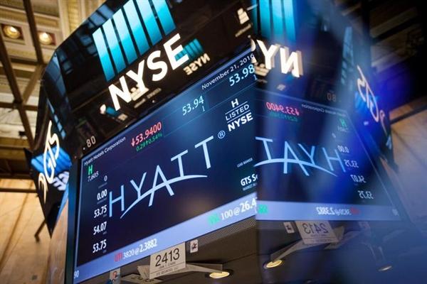 IPO của Hyatt Hotels là thành công cho gia đình sáng lập Prizker. Nguồn ảnh: Forbes.