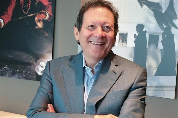 Ông Tom Prizker – Chủ tịch Tập đoàn Hyatt. Nguồn ảnh: The Economic Times.