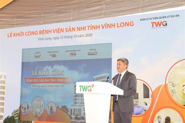 Bệnh viện Sản Nhi tỉnh Vĩnh Long - thuộc hệ thống của TWG+, không chỉ cung cấp những dịch vụ chất lượng cao cho các đối tượng thu nhập mức trung và cao mà còn chú trọng cho tất cả đối tượng sử dụng BHYT. Ảnh: Ngọc Hân.