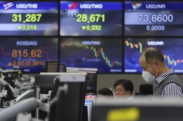 Cổ phiếu cao hơn ở châu Á sau khi 2 ứng cử viên cho chức Tổng thống Mỹ đối mặt trong cuộc tranh luận cuối cùng trước cuộc bầu cử ngày 3.11. Ảnh: Tribune & Ledger News.