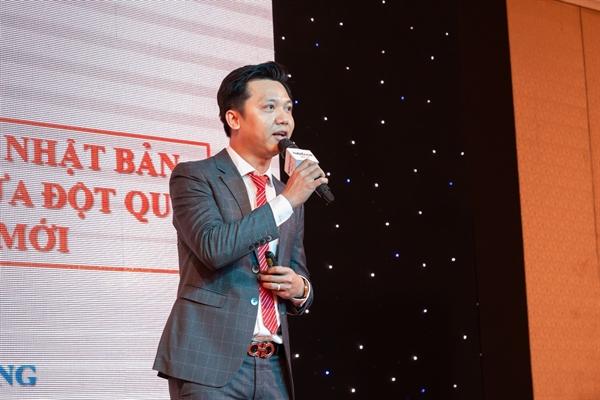 Ông Huỳnh Minh Trường, Giám đốc nhãn hàng NattoEnzym chia sẻ về cơ chế phòng bệnh của NattoEnzym Red Rice.