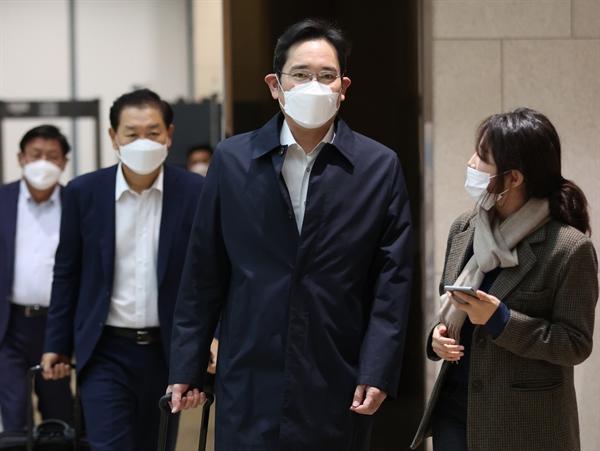 Ông Lee Jae-yong, con trai duy nhất của cố Chủ tịch Samsung Lee Kun-hee, đã đóng vai trò trung tâm trong việc lãnh đạo tập đoàn từ cuối năm 2013. Ảnh: The Korea Herald.