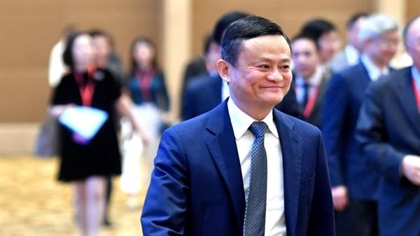 Tỉ phú Jack Ma, người sáng lập Tập đoàn Alibaba – công ty mẹ của Ant Group. Ảnh: Forbes.