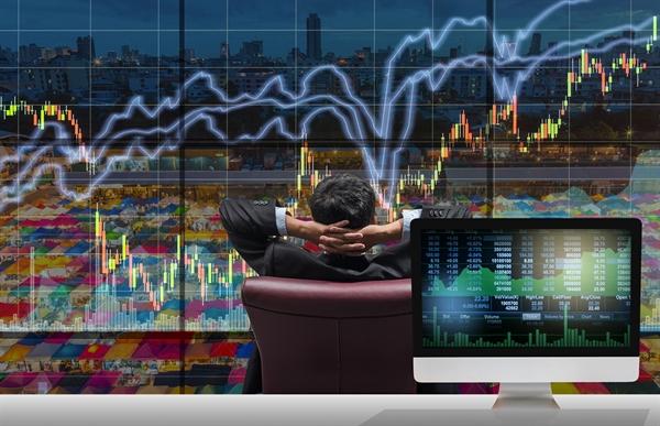 IPO của Ant Group có thể được coi là thời điểm mà thị trường chứng khoán Mỹ cho thấy sự suy yếu. Ảnh: RSS.