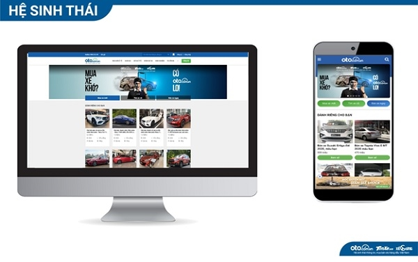 """Đặc biệt, website Oto.com.vn với tính năng """"Xem số"""" điện thoại và """"Trả giá"""" giúp rút ngắn kha khá thời gian, công sức cho các khâu trung gian."""