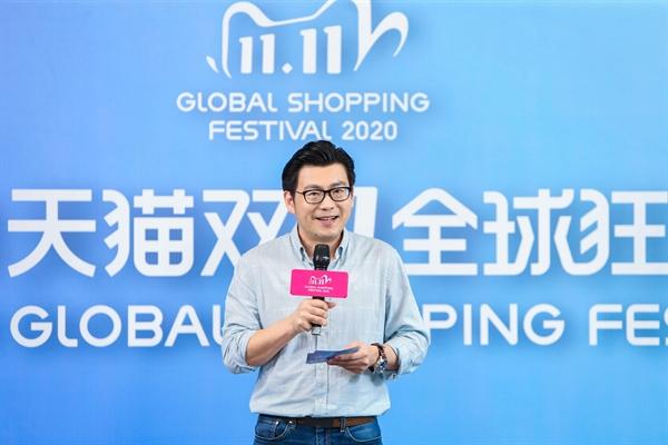 ông Chris Tung, Giám đốc Marketing, Tập đoàn Alibaba
