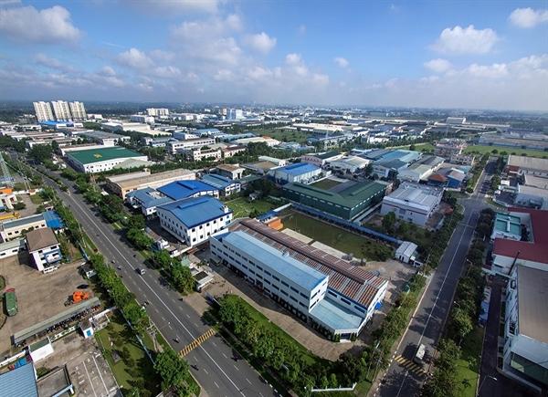 Dễ dàng di chuyển từ Tân Phước Khánh đến các khu công nghiệp, cụm công nghiệp trọng điểm.