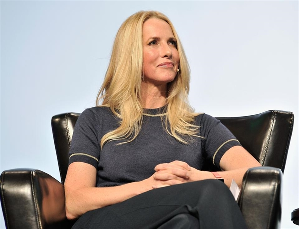 Tỉ phú Laurene Powell Jobs. Ảnh: Getty Images.