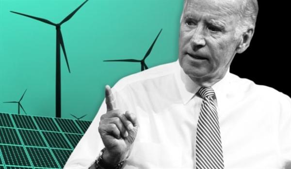 Theo nghiên cứu mới từ Wood Mackenzie, cuộc bầu cử Tổng thống Mỹ sắp tới sẽ quyết định tốc độ khử cacbon trong nền kinh tế lớn nhất thế giới trong nhiều thập kỷ. Ông Joe Biden đã cam kết đưa Mỹ vào lộ trình hoàn toàn khử cacbon vào năm 2035. Ảnh: GTM.