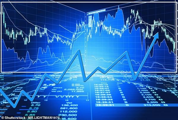 Chứng khoán khép lại một tuần tồi tệ vào thứ sáu ngày 30.10 trong sắc đỏ trở lại, với chỉ số S&P giảm 1,2%. Ảnh: This is Money.