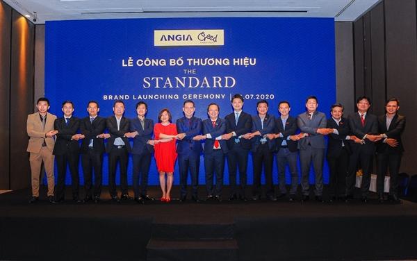 An Gia ký kết hợp tác chiến lược cùng các Đối tác: Ricons, Hoosiers, VPBank, Nam Hưng Land, DKRS