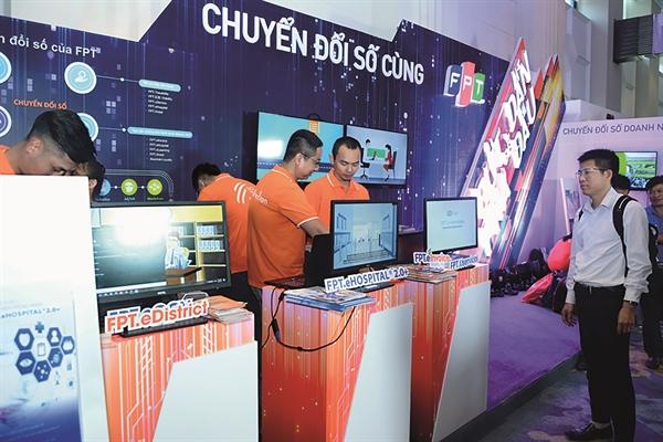 Chuyển đổi số kỳ vọng sẽ tạo ra động lực tăng trưởng mới cho kinh tế Việt Nam. Ảnh: ictvietnam.vn