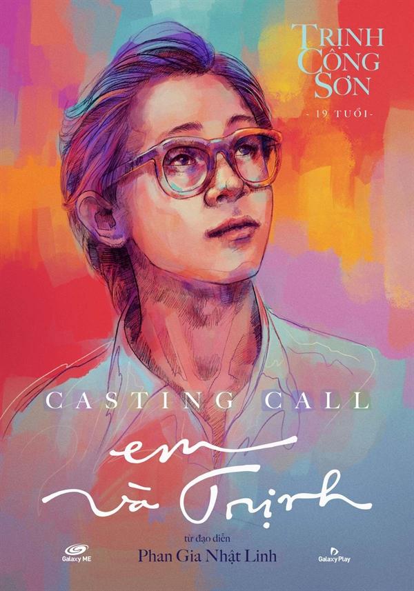 Poster film Em và Trịnh