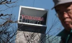 """Phát ngôn viên công ty Toshiba – bà Yoko Takagi nói rằng: """"Chúng tôi vẫn có các dự án đang triển khai, nhưng chúng tôi đã quyết định rút khỏi việc xây dựng các nhà máy chạy bằng than mới"""". Ảnh: AFP."""