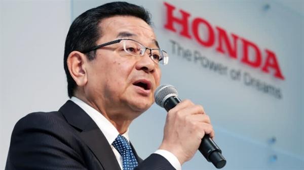 Chủ tịch Honda Takahiro Hachigo chịu áp lực phải đưa ra kết quả nhanh chóng từ sự hợp tác mở rộng với General Motors. Ảnh: Nikkei Asian Review.