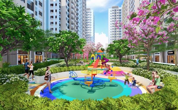 Chú trọng các tiện ích chăm sóc sức khỏe tại các khu căn hộ do Hưng Thịnh Land phát triển.