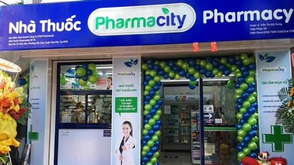 Pharmacity có khoảng 500 quầy thuốc, trở thành công ty lớn nhất Việt Nam. Ảnh: Inside Retail.