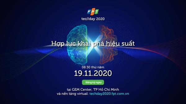 Đến với Diễn đàn Công nghệ FPT Techday 2020, doanh nghiệp, tổ chức có thể tiếp cận với một trong những xu hướng công nghệ chủ đạo dẫn dắt quá trình chuyển đổi số của tương lai – Collaborative Intelligence (Hội tụ thông minh).
