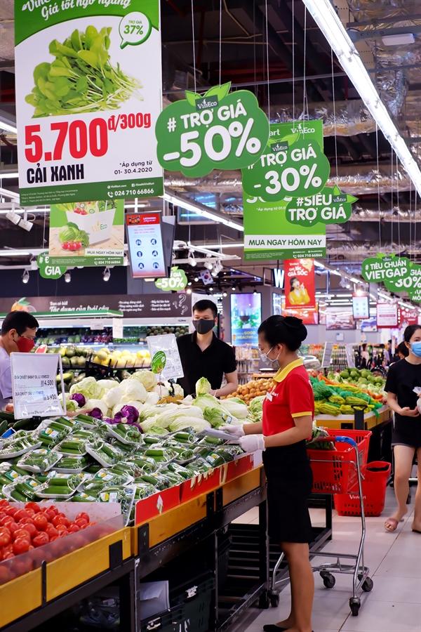 9 tháng đầu năm 2020, VinCommerce mang về cho Masan hơn 1 tỷ USD doanh thu.