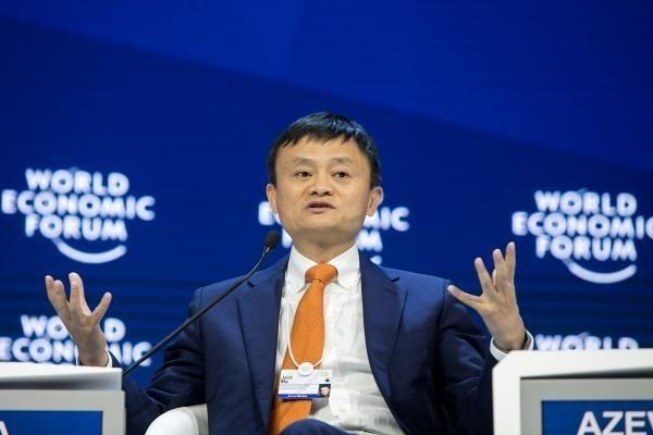 Tỉ phú Jack Ma, người sáng lập Alibaba - công ty mẹ của Ant, được cho là một trong những người đầu tiên phát hiện ra tiềm năng của AI. Ảnh: au.finance.