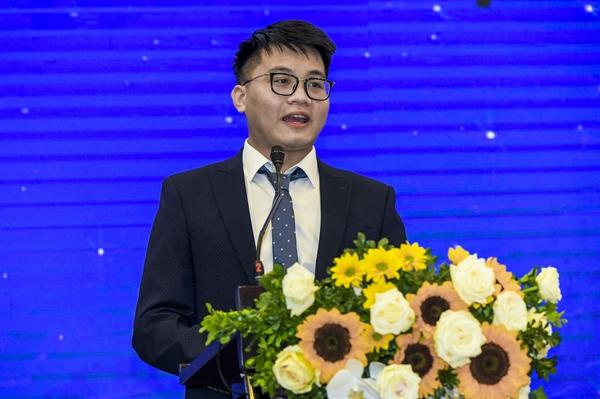Phạm Đình Nguyện (Giảng viên trường Đại học Công nghệ, Đại học Quốc gia Hà Nội) mong muốn chương trình sẽ được mở rộng và lan tỏa mạnh mẽ, góp phần chắp cánh cho đội ngũ nghiên cứu