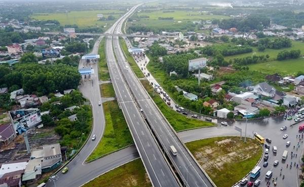 Bà Rịa - Vũng Tàu đẩy mạnh đầu tư hạ tầng - Ảnh: Quỳnh Trần.