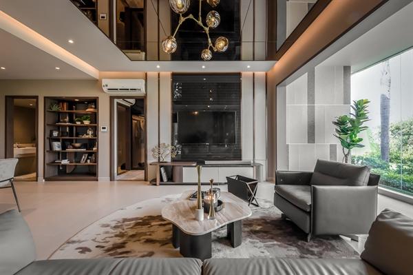 Các căn hộ tại Westgate sở hữu thiết kế đề cao tính công năng