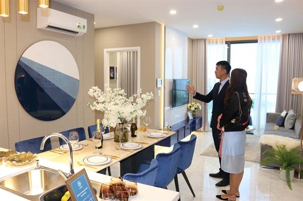 Đối tượng khách thuê gia tăng giúp căn hộ diện tích lớn tạo ra thanh khoản tốt hơn so với trước đó.
