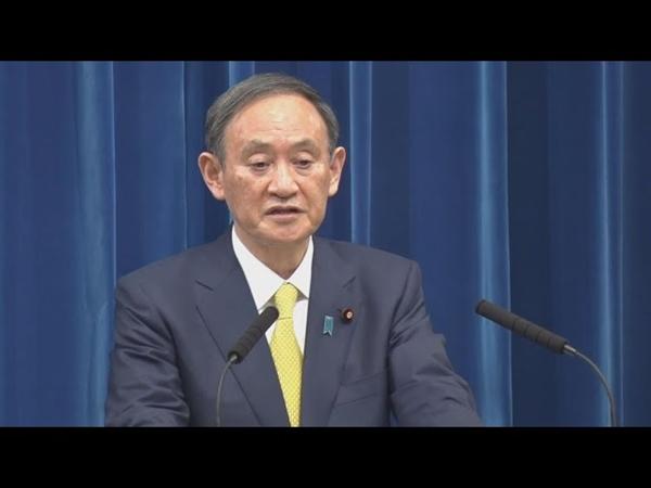 """Ông Yoshihide Suga nói: """"Đất nước của chúng ta cần một nguồn quỹ hậu COVID-19 để tăng trưởng. Cốt lõi của điều đó sẽ là thúc đẩy nền kinh tế thông qua đầu tư xanh và đổi mới kỹ thuật số"""