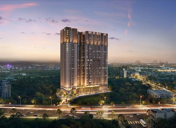 Sở hữu vị trí trung tâm thành phố Thuận An, cư dân của Opal Skyline có thể dễ dàng tận hưởng các tiện ích ngoại khu trong khu vực cũng như dễ dàng di chuyển sang các tỉnh thành lân cận.