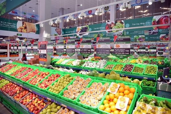 MM Food Service Hưng Phú đa dạng về chủng loại tới gần 6500 mặt hàng