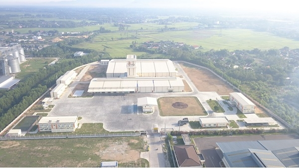 Japfa Việt Nam mới đưa vào hoạt động nhà máy sản xuất thức ăn chăn nuôi tại Bình Định có vốn đầu tư 13 triệu USD vào tháng 11/2020