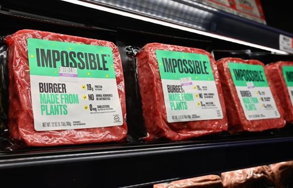 Các khoản đầu tư lớn vào danh mục thay thế thịt trong năm 2019 trị giá 300 triệu USD từ người nổi tiếng. Ảnh: AFP.