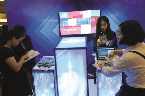 Các ngân hàng đang kỳ vọng sẽ tăng trưởng khách hàng nhờ chuyển đổi số.