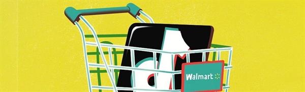 Hồi tháng 12.2020, Walmart đã tổ chức sự kiện mua sắm trực tiếp đầu tiên trong ứng dụng video TikTok. Ảnh: ST.
