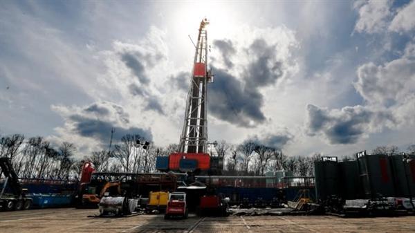 Cuộc cách mạng đá phiến vào đầu những năm 2000 đã khiến Mỹ trở thành nhà sản xuất dầu khí lớn nhất thế giới và do đó ít phụ thuộc hơn vào Trung Đông. Ảnh: AP.