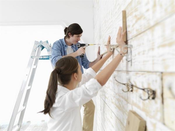 Trang trí nhà cửa theo xu hướng DIY là xu hướng phổ biến hiện nay.