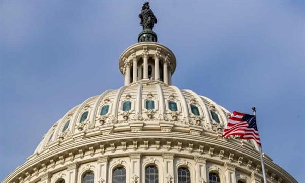 Quá trình Quốc hội Mỹ chứng nhận kết quả bầu cử tổng thống năm nay rất khác. Ảnh: EPA.