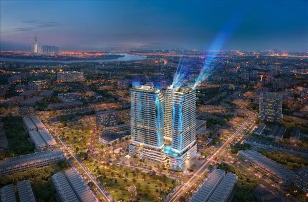 Sở hữu tọa độ thuận lợi ngay trung tâm Thành phố Thủ Đức, King Crown Infinity là dự án hiếm hoi sở hữu căn hộ có thể vừa ở vừa cho thuê