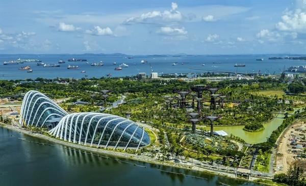 Surbana Jurong - tên tuổi gắn với công trình Gardens by The Bay (Singapore) đã chính thức tham gia dự án Angel Island.