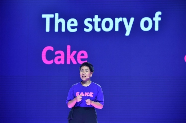 Bà Nguyễn Hoàng Phương, CEO Be Group