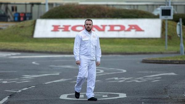 Honda đóng cửa nhà máy Swindon vào tuần tới do thiếu chất bán dẫn. Ảnh: Financial Times.